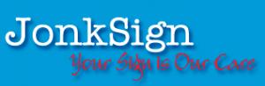 logo Jonk Sign